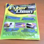Framsidan av Cyber Clean
