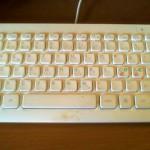 Tagnetbordet innan Cyber Clean